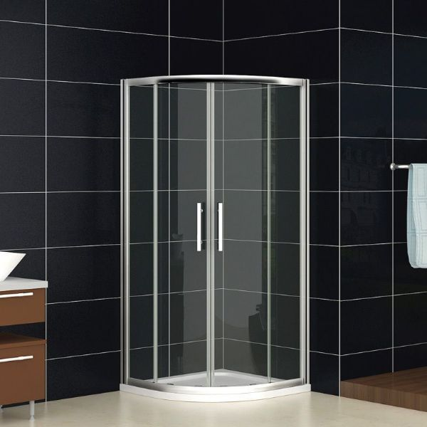 Crown 800mm Quadrant Corner Shower Enclosure
